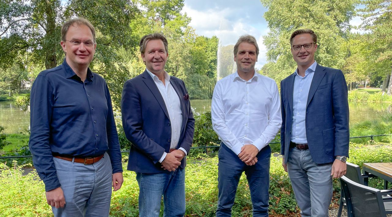 Partnership Signicat and Appsolutely for the app Signicat - Identity Solutions